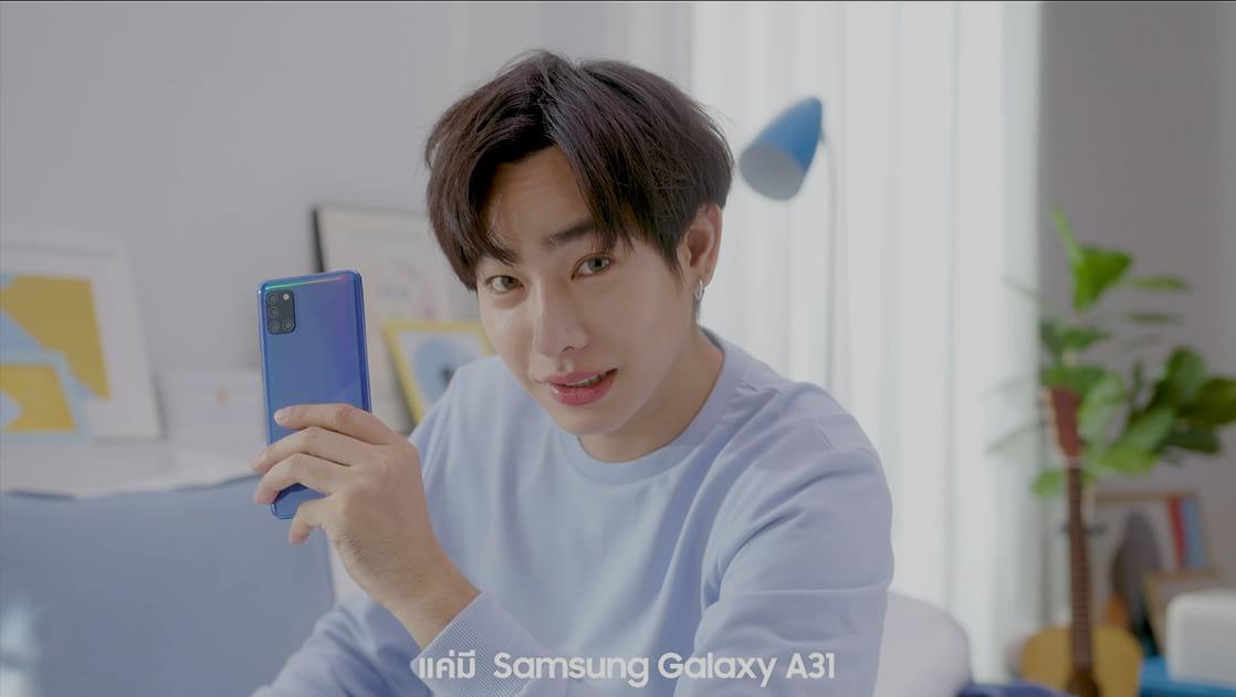 Thumb : Samsung Samsung Galaxy A31 มุมปราบเซียน