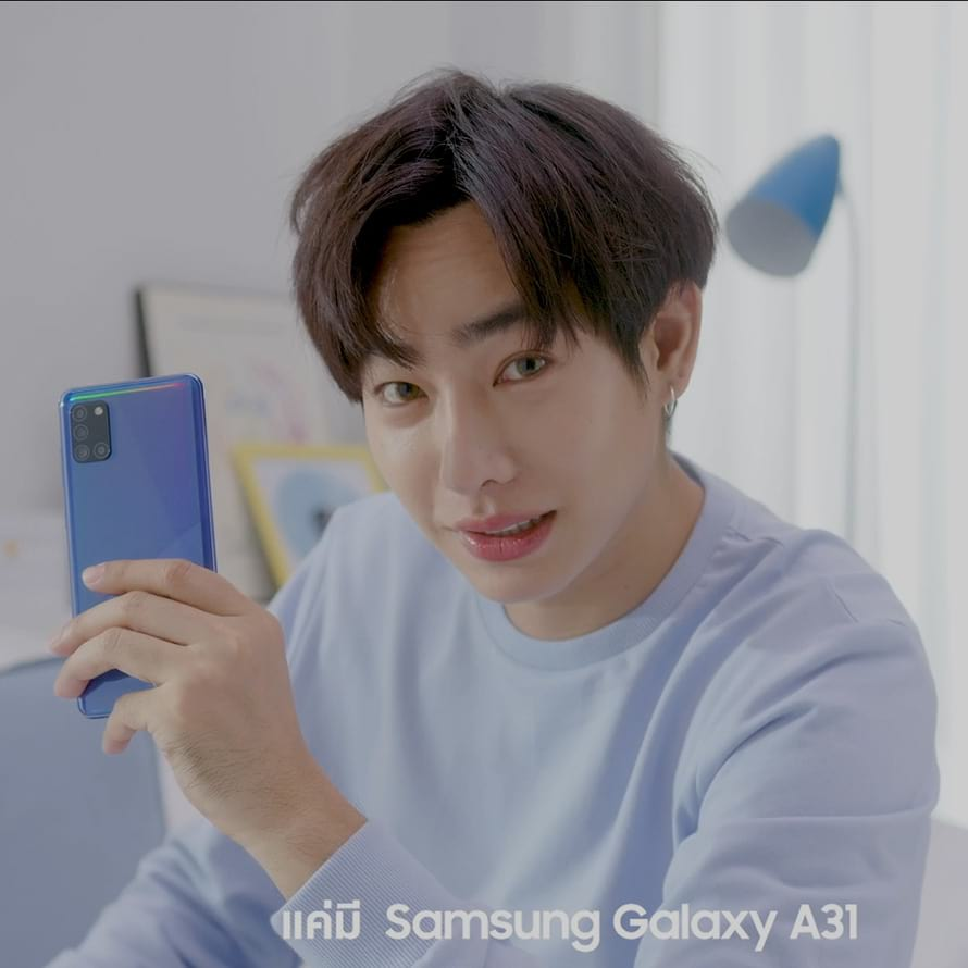 Thumb Mobile : Samsung Samsung Galaxy A31 มุมปราบเซียน